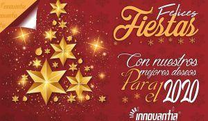 felicitacion innovantia 300x174 - Les deseamos nuestros mejores deseos para el 2020 y unas Felices Fiestas