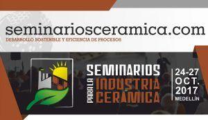 seminarios ceramica 1 300x174 - Desarrollo Sostenible y Eficiencia de Procesos para la Industria Cerámica
