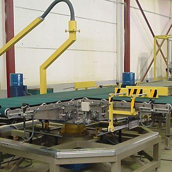 cortador barra giratorio